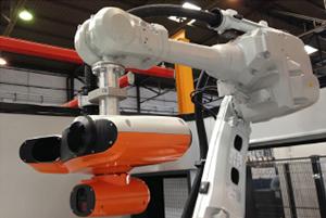New England Foundry Technologies - Robotics Automation